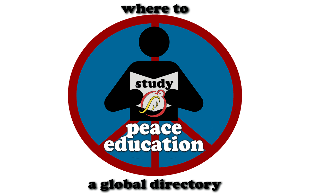 where to study peace ed