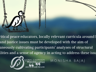 Quotes Archives Global Campaign For Peace Education